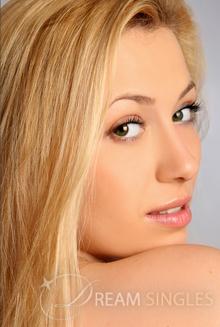 Beautiful Russian Woman Victoria from Kiev
