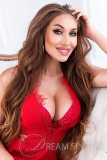 Beautiful Russian Woman Elizaveta from Kiev