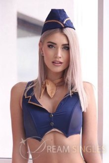 Beautiful Russian Woman Karina from Donetsk