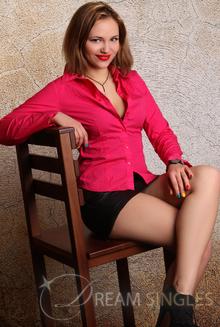 Beautiful Russian Woman Aleksandra from Kiev