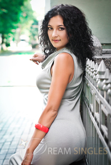 Beautiful Russian Woman Olesia from Poltava