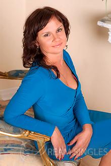 Beautiful Russian Woman Nadezhda from Saint Petersburg