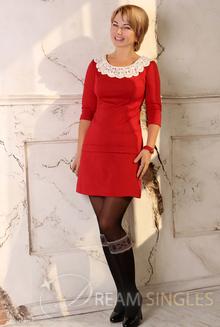 Beautiful Russian Woman Zhanna from Kiev