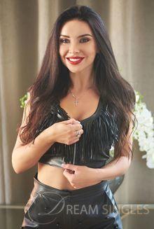 Beautiful Russian Woman Christina from Kiev