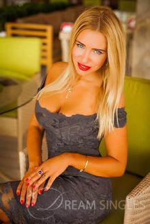 Beautiful Russian Woman Nonna from Odessa