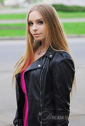 Beautiful Russian Woman Olga from Vinnitsa