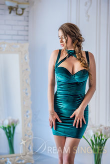 Beautiful Russian Woman Marina from Kiev