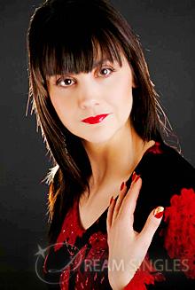 Beautiful Russian Woman Olga from Kharkov