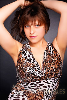 Beautiful Russian Woman Svetlana from Nikolaev