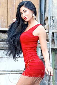 Beautiful Russian Woman Oksana from Kherson