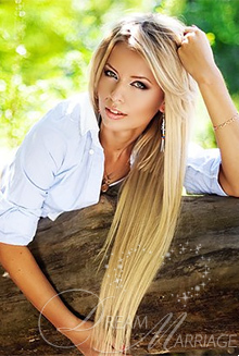 Beautiful Russian Woman Marina from Gorlovka