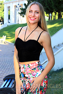 Beautiful Russian Woman Marina from Nikolaev