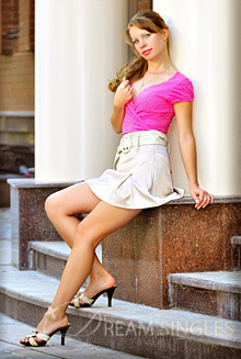 Beautiful Russian Woman Larisa from Poltava