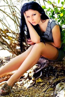 Beautiful Russian Woman Victoria from Kherson