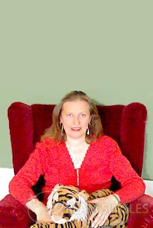 Beautiful Russian Woman Elena from Helsingborg