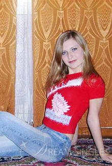 Beautiful Russian Woman Julia from Boston
