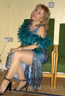 Beautiful Russian Woman Margarita from Saint-Petersburg