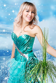 Beautiful Russian Woman Alena from Nikolaev