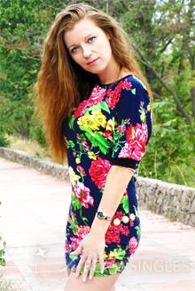 Beautiful Russian Woman Julia from Novoazovsk