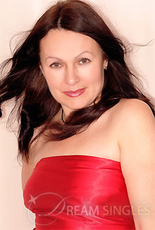 Beautiful Russian Woman Ludmila from Kiev