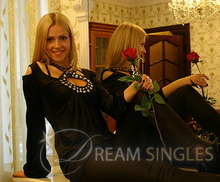 Beautiful Russian Woman Elena from Lugansk
