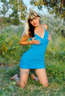 Beautiful Russian Woman Zhanna from Nikolaev