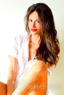 Beautiful Russian Woman Ksenia from Odessa