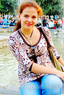 Beautiful Russian Woman Ekaterina from Shostka