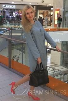 Beautiful Russian Woman Anna from Saint Petersburg
