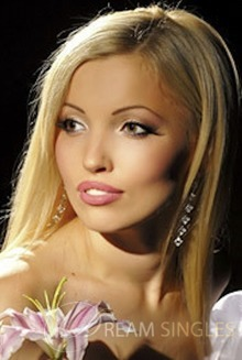 Beautiful Russian Woman Anna from Lugansk