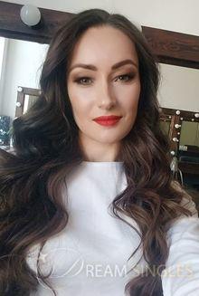 Beautiful Russian Woman Oksana from Stanitsa Luganskaya