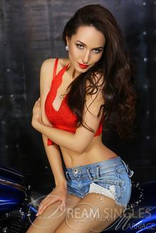 Beautiful Russian Woman Irina from Berdyansk