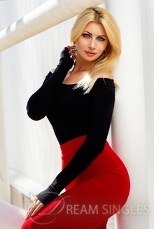 Beautiful Woman Marina from Sumy