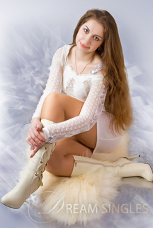 Beautiful Russian Woman Aliona from Khmelnitsky
