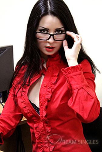 Beautiful Russian Woman Julia from Vinnitsa