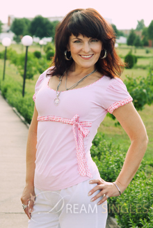 Beautiful Russian Woman Elvira from Sumy