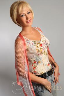 Beautiful Russian Woman Alla from Kiev