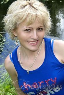 Beautiful Russian Woman Inna from Gmelnycky