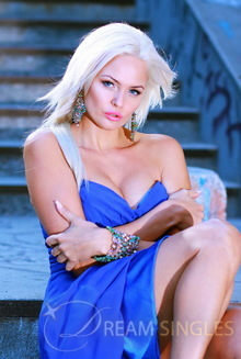 Beautiful Russian Woman Svetlana from Odessa