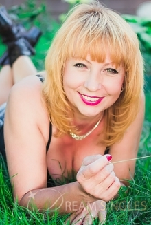 Beautiful Russian Woman Larisa from Kiev