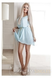 Beautiful Russian Woman Alina from Kiev