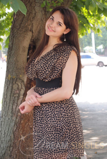 Beautiful Russian Woman Inna from Khmelnitsky