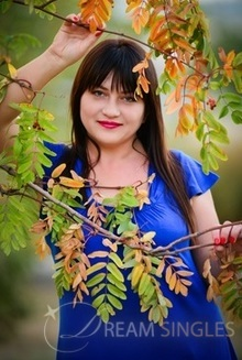 Beautiful Russian Woman Marina from Alchevsk