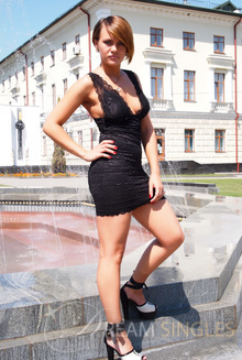 Beautiful Russian Woman Anna from Khmelnitskiy