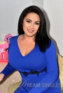 Beautiful Russian Woman Nina from Berdyansk