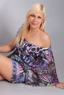 Beautiful Russian Woman Inna from Kiev