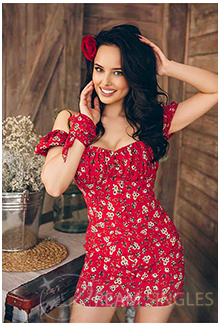 Beautiful Russian Woman Sophia from Kiev
