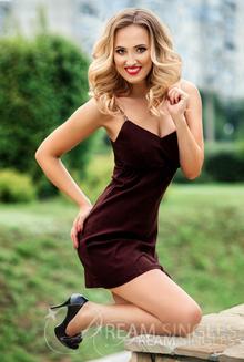 Beautiful Russian Woman Irina from Sevastopol
