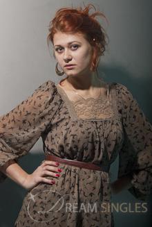 Beautiful Russian Woman Vita from Gmelnytsky