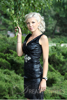 Beautiful Russian Woman Tatiana from Nikolaev
